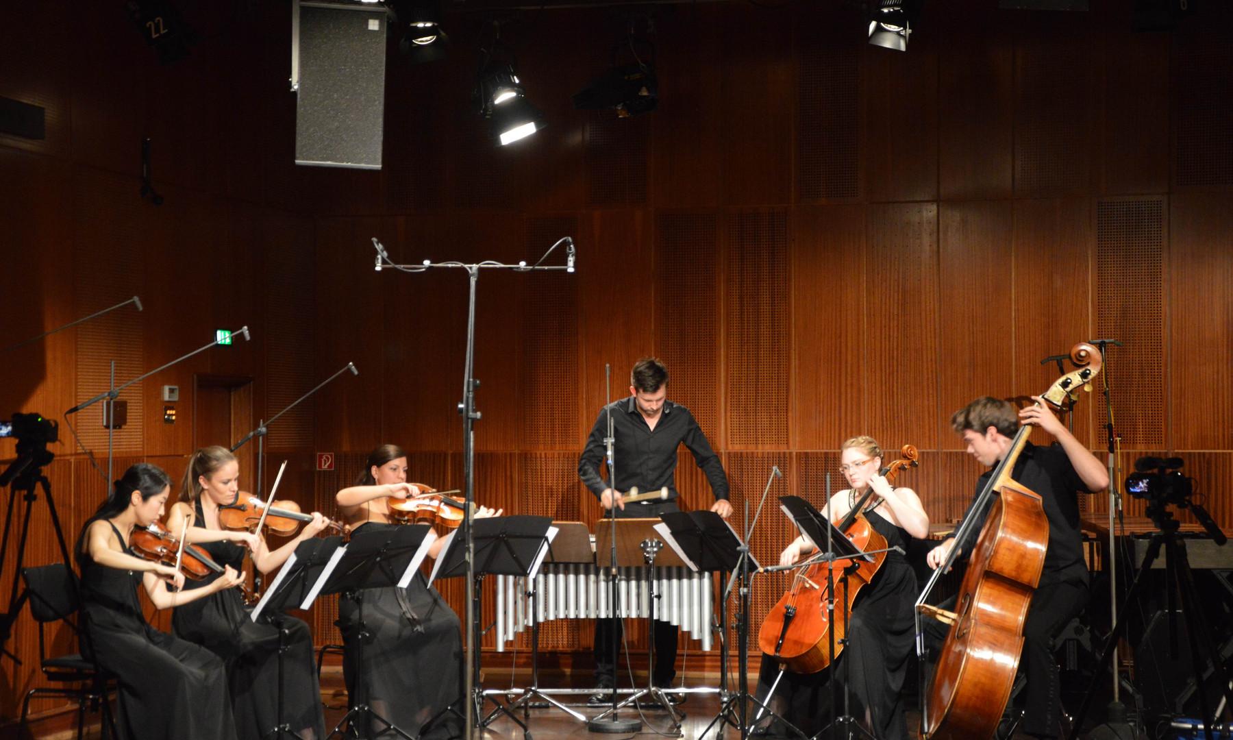Kammerkonzert im WDR Funkhaus 15.6.2016