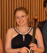 Lisa Rößeler - an der Orchesterakademie von 2014 bis 2016