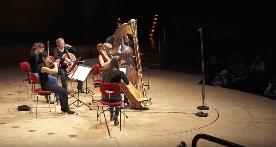 Philharmonie Lunch am 17.9.2015