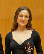 Carrie Robinson - an der Orchesterakademie von 2014 bis 2015