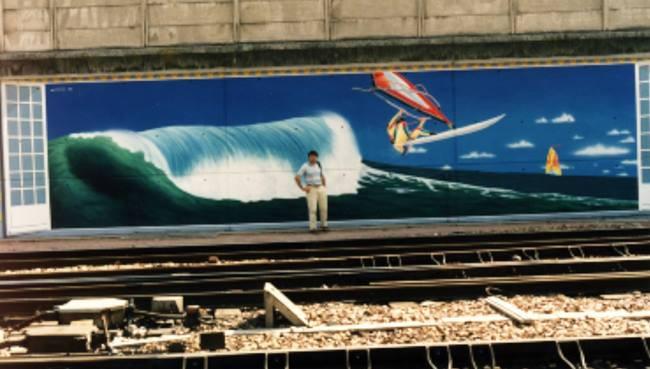 Fesque murale à Paris Nord.JPG