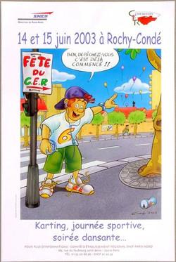 Fête du CER 2003