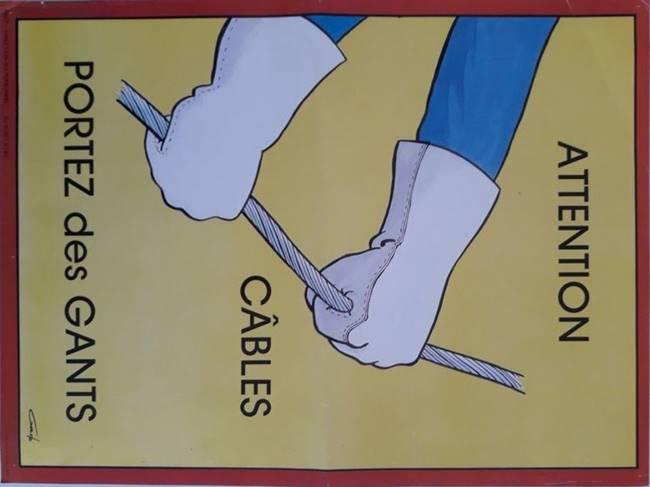 Portez des gants