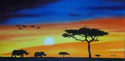 Nuit africaine