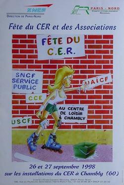 Fête du CER 1998