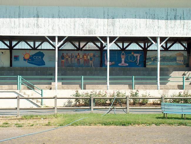Fesque murale à Chelles