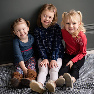 BFF-Savannah, Regan, & Jaida