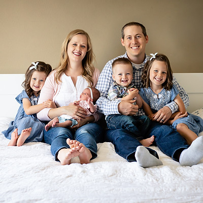 Morgan Family/Newborn