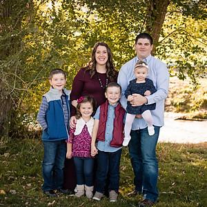 Hicken Extended Family