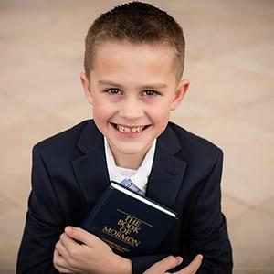 Charley King-Baptism
