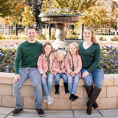 Porter Family 2019