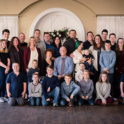 Smith Extended Family