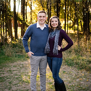 Lettie and John Engagements