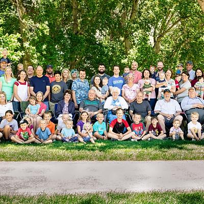 Bailey Family Reunion-Formal Portraits