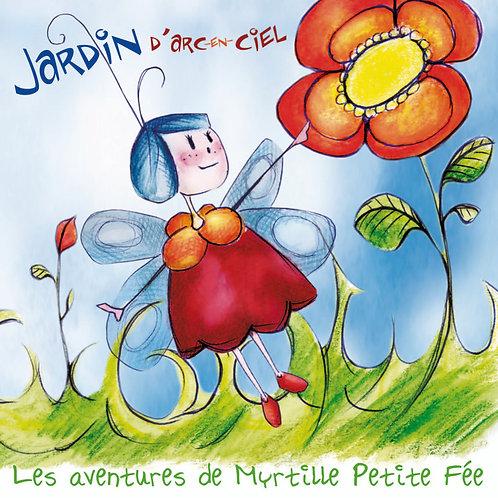"Album ""Jardin d'arc en ciel"""