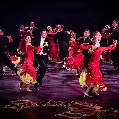 Landon-Ballroom Dance Performance