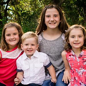 Cline Extended Family