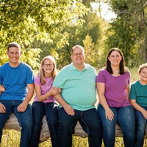 Bulloch Family 2019