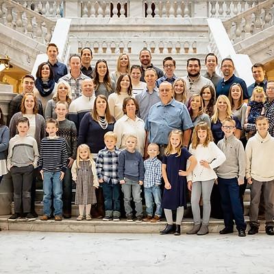 Larson Extended Family