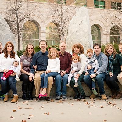 McKnight Extended Family