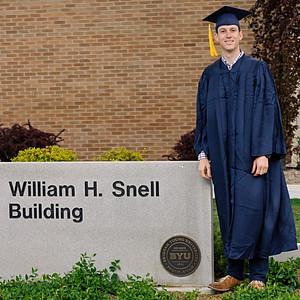 Kenneth Duff-Graduation