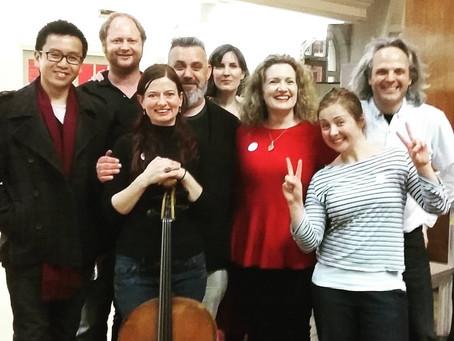 """""""Alle Menschen werden Brüder"""" – an adventure in collaborative music-making for others"""