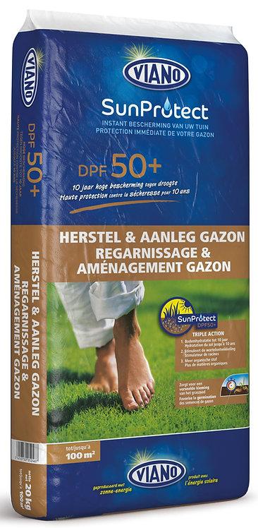 Viano SunProtect Herstel & Aanleg gazon