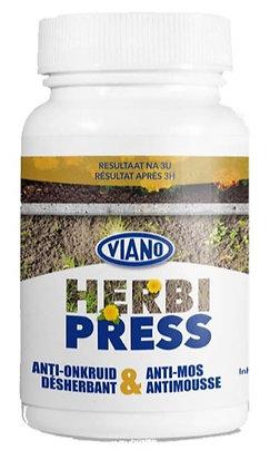 Viano HERBI PRESS Vloeibaar product tegen onkruiden