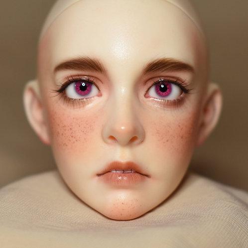 """Doll eyes """"Fuchsia"""" [12mm (4.5)]"""