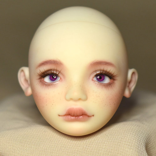 "Doll eyes ""Fuchsia"" [10mm (3)]"