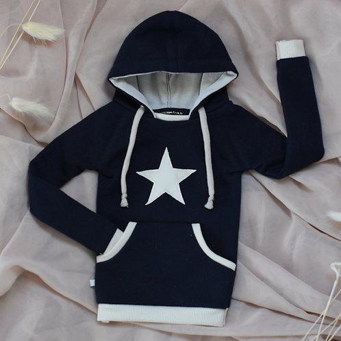 """Hoodie """"bright star"""""""