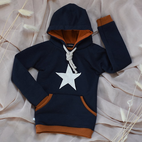 "Hoodie ""forest star"""