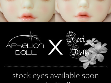 Resin Eyes Update (PO from May 24th)