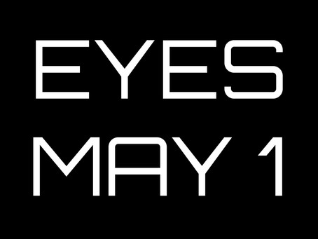 "Resin Eye: ""May 1"" PreOrder Update"