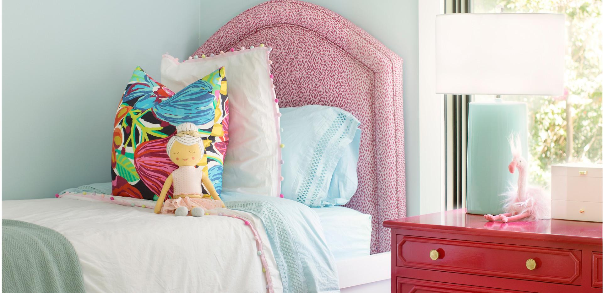 Custom Drapery and Pillows