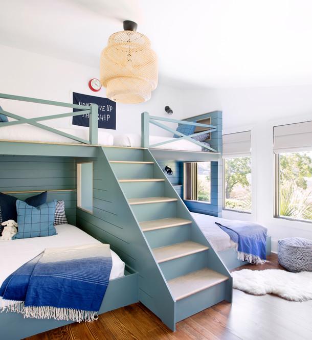 Boy's Bunk Room