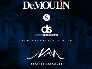 DeMoulin Bros & Co. partners with The Cascades for their 2020 season
