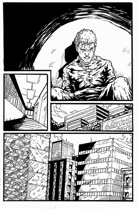 No More Issue 1 Page 2
