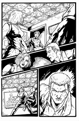 No More Issue 1 Page 4