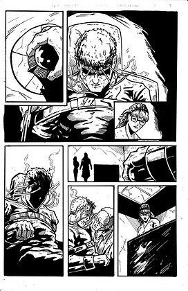 No More Issue 1 Page 7