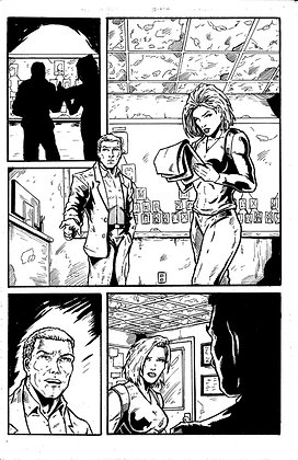 No More Issue 1 Page 3