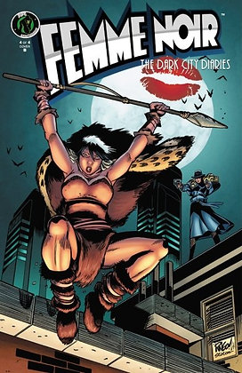 Femme-Noir: The Dark City Diaries#4