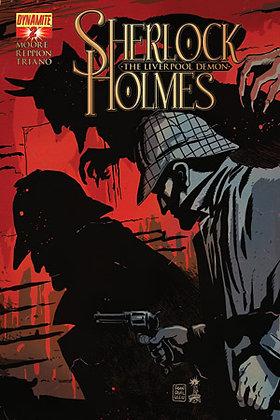 Sherlock Holmes: The Liverpool Demon#2