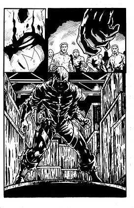 No More Issue 1 Page 11