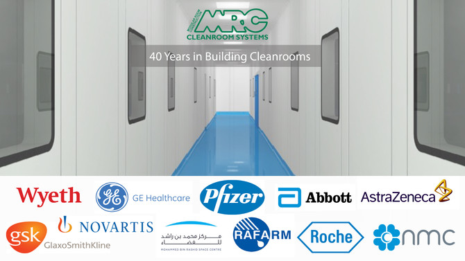 MRC | Your Trusted Partner In Cleanroom Construction