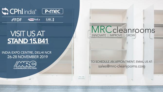 CPHI & P-MEC India 2019 | STAND 15.B41