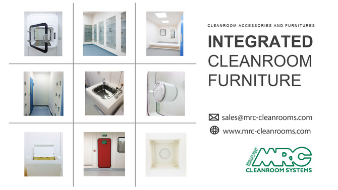 Cleanroom Furniture and Accessories | High Quality and Performance