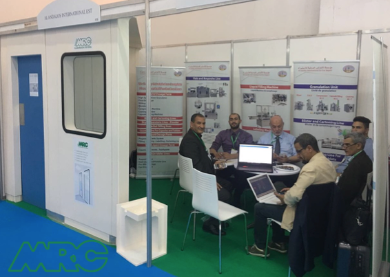 MRC | Thank You For Visiting Us at Maghreb Pharma 2017
