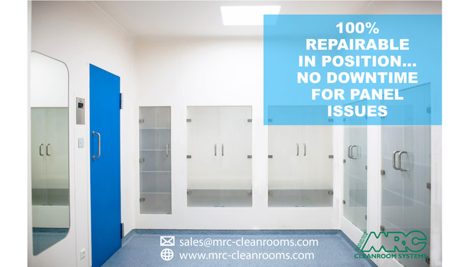 MRC Key Features | Unique Cleanroom System