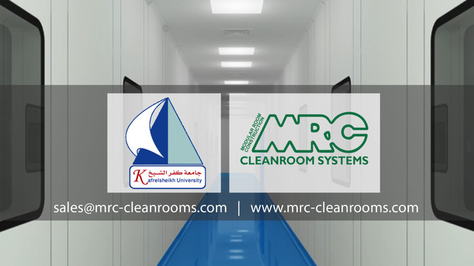 New Cleanroom Facility in Egypt